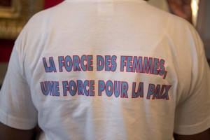 La force des femmes, une force pour la paix